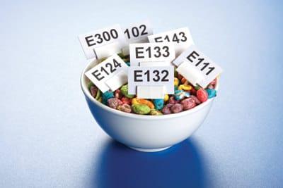 Gıda Katkı Maddeleri