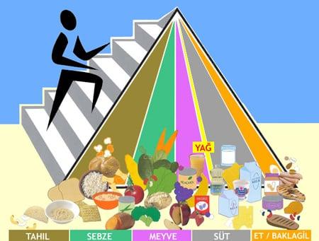 Beslenme Çeşitleri, Dengeli Beslenme